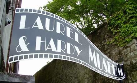 Laurel & Hardy Museum, Ulverston