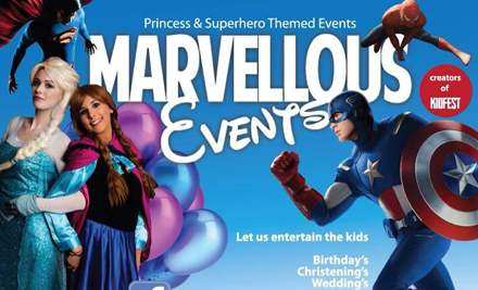 Marvellous Events, Barrow