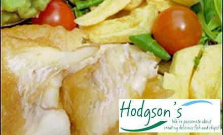 Hodgson's Chippy, Lancaster