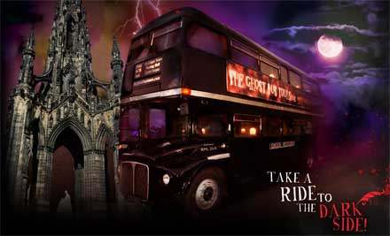 The Ghost Bus Tours, Edinburgh