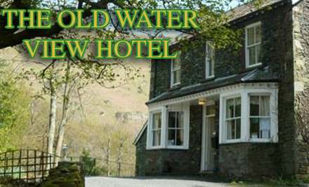Old Water View. Patterdale