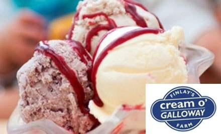 Cream O' Galloway, Gatehouse of Fleet