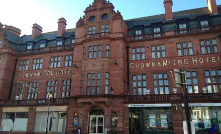 Crown & Mitre, Carlisle