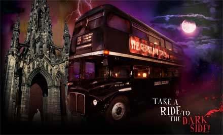The Ghost Bus Tours, Edinburgh