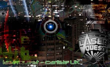 Laser Quest, Carlisle