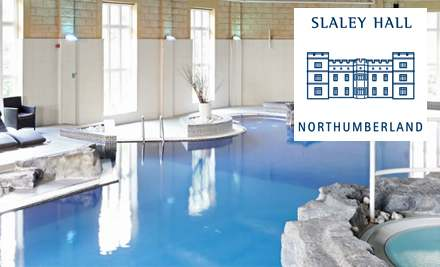 Slaley Hall Spa, Slaley, Hexham