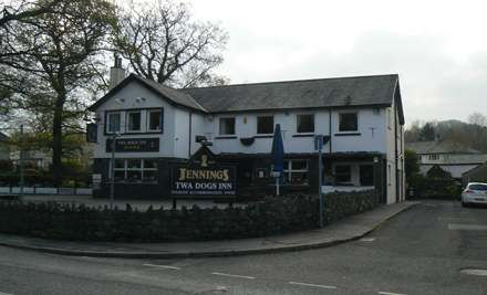Twa Dogs Inn, Keswick