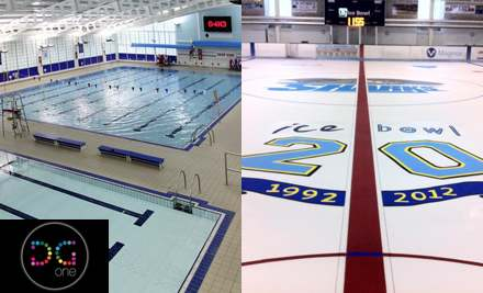 Dumfries Ice Bowl Swim & Skate
