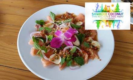 Sawadee Coconut Thai, Carlisle