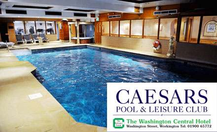 Caesars at the Washington Central Hotel - Workington